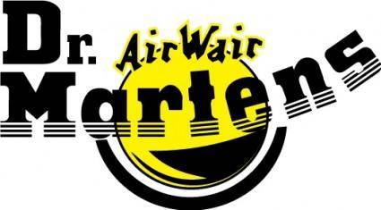 free vector Dr Martens logo
