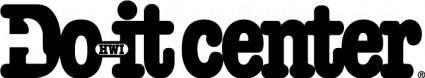free vector Do It Center logo