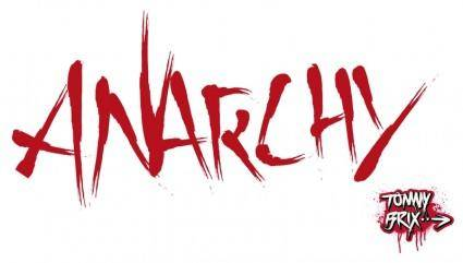 ANARCHY - design Tommy Brix