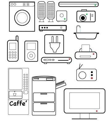 free vector Appliances