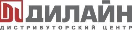 free vector Diline logo