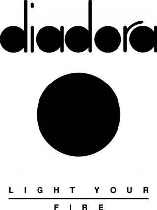 free vector Diadora logo2