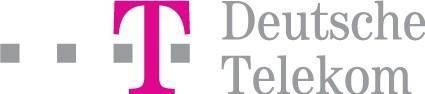 free vector Deutsche Telecom logo