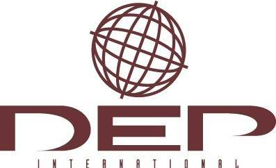DEP International logo