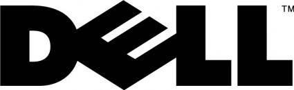 free vector Dell logo