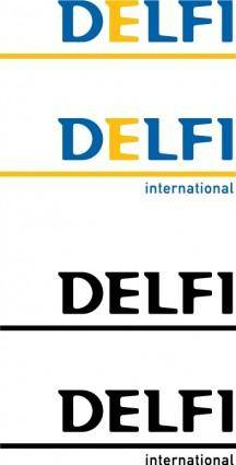 Delfi International logo