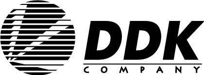 DDK company logo