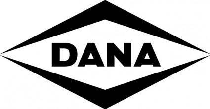 free vector Dana logo