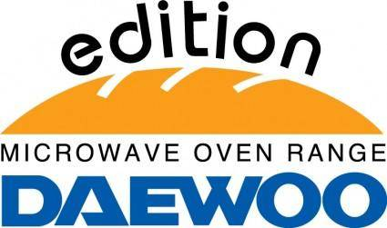 Daewoo mwave Edition logo