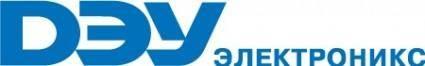 Daewoo logo RUS2