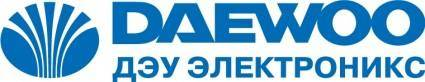 free vector Daewoo Elect with rus line