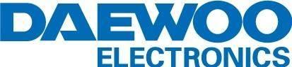 free vector Daewoo Electronics logo