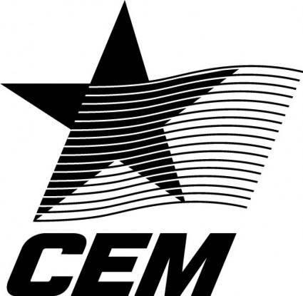 free vector Daewoo CEM logo