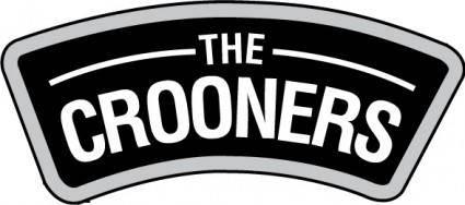 free vector Crooners logo
