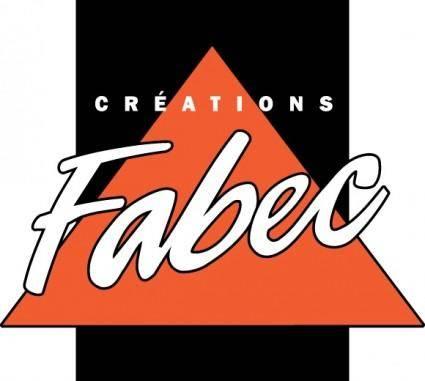 Creations Fabec logo