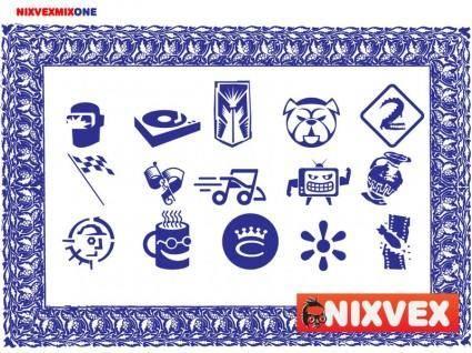 free vector NixVex Free Vector Mix One
