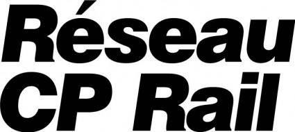 CP rail reseau logo