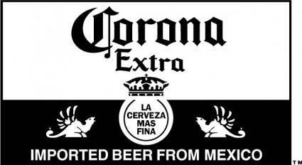 free vector Corona logo
