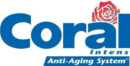 Coral anti-aging logo