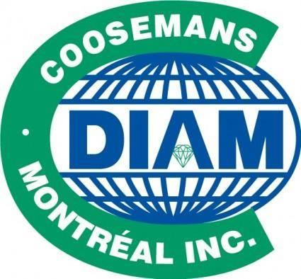 free vector Coosemans Montreal logo