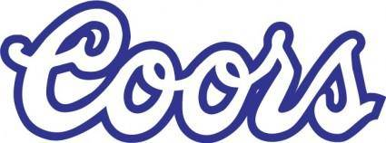 free vector Coors logo2