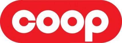 free vector Coop logo