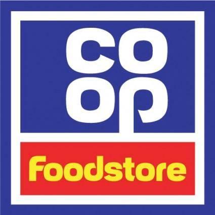 Coop foodstore logo