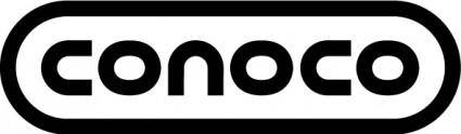 free vector Conoco logo
