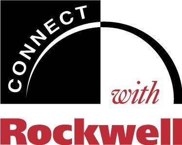 Connect with Rockwell logo