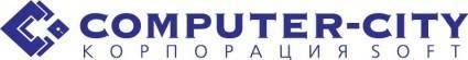 Computer city logo