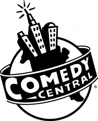 free vector Comedy Central logo