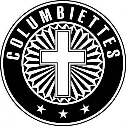 free vector Columbiettes logo