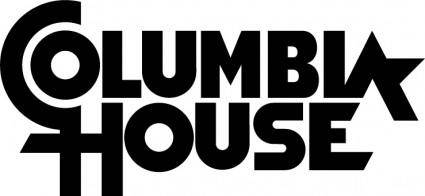 free vector Columbia house logo