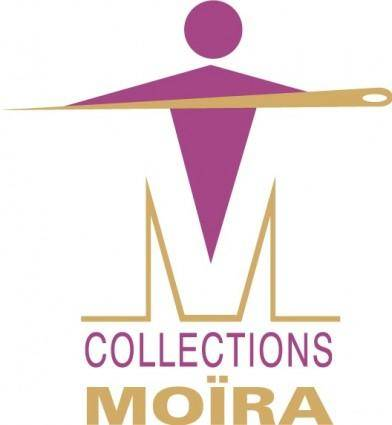 Collections Moira logo