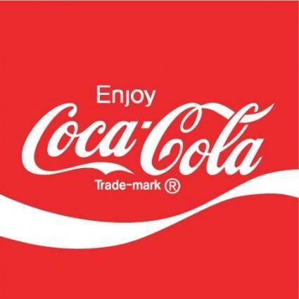 free vector Coca-Cola logo