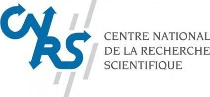 free vector CNRS logo
