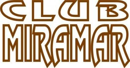 Club Miramar logo