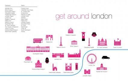 free vector London