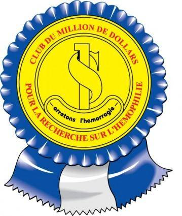 free vector Club du Million de Dollars