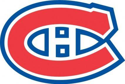 free vector Club de Hockey Canadien