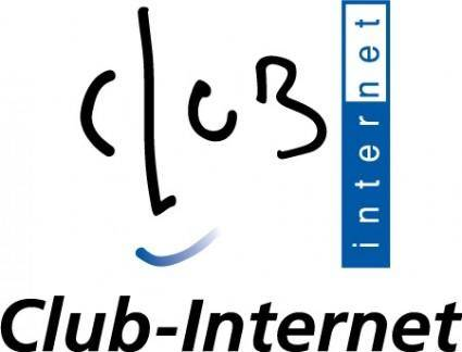 free vector Club-Internet logo