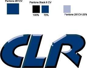 free vector CLR logo