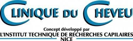 free vector Clinique du Cheveu
