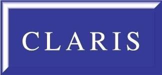 free vector Claris logo