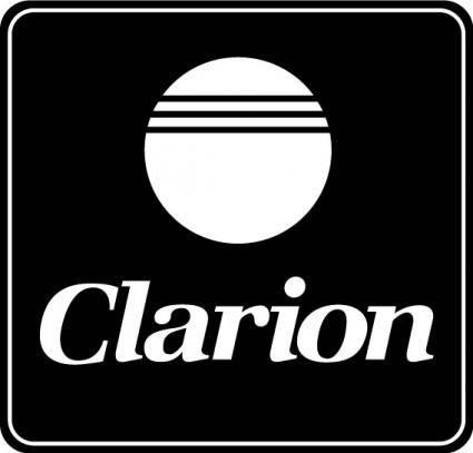 free vector Clarion logo