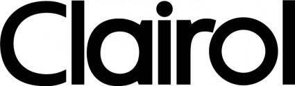 free vector Clairol logo2