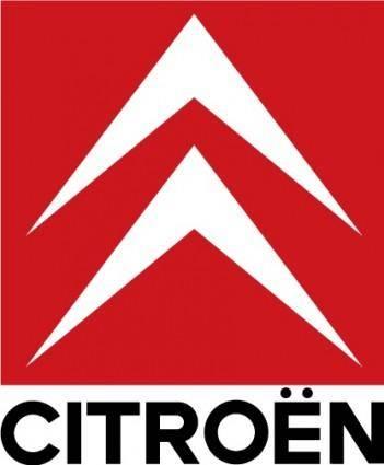 free vector Citroen logo