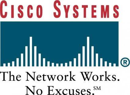 free vector Cisco Systems logo4