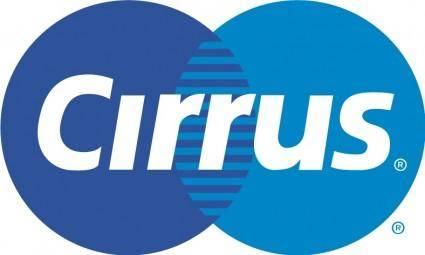 free vector Cirrus logo