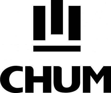 free vector Chum logo